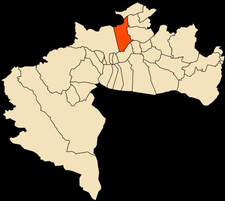 El Outaya District