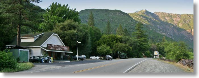 El Portal, California wwwyosemitehikescomimageselportaljpg