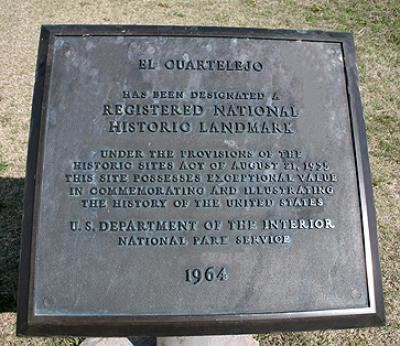 El Quartelejo Ruins The 8 Wonders of Kansas History A Kansas Sampler Foundation Project