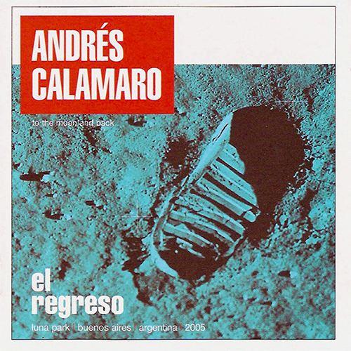 El Regreso (album) wwwcmtvcomartapascdacalamaroregresojpg