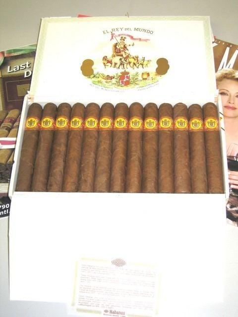El Rey del Mundo (cigar)