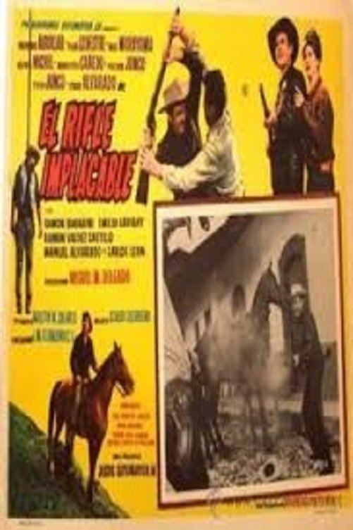 El rifle implacable El rifle implacable 1965 Posters The Movie Database TMDb