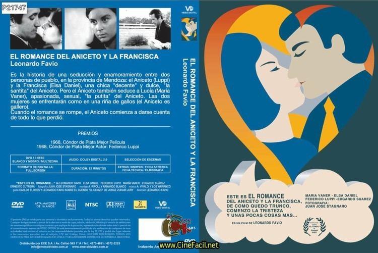 El Romance del Aniceto y la Francisca EL ROMANCE DEL ANICETO Y LA FRANCISCA Cine Facil