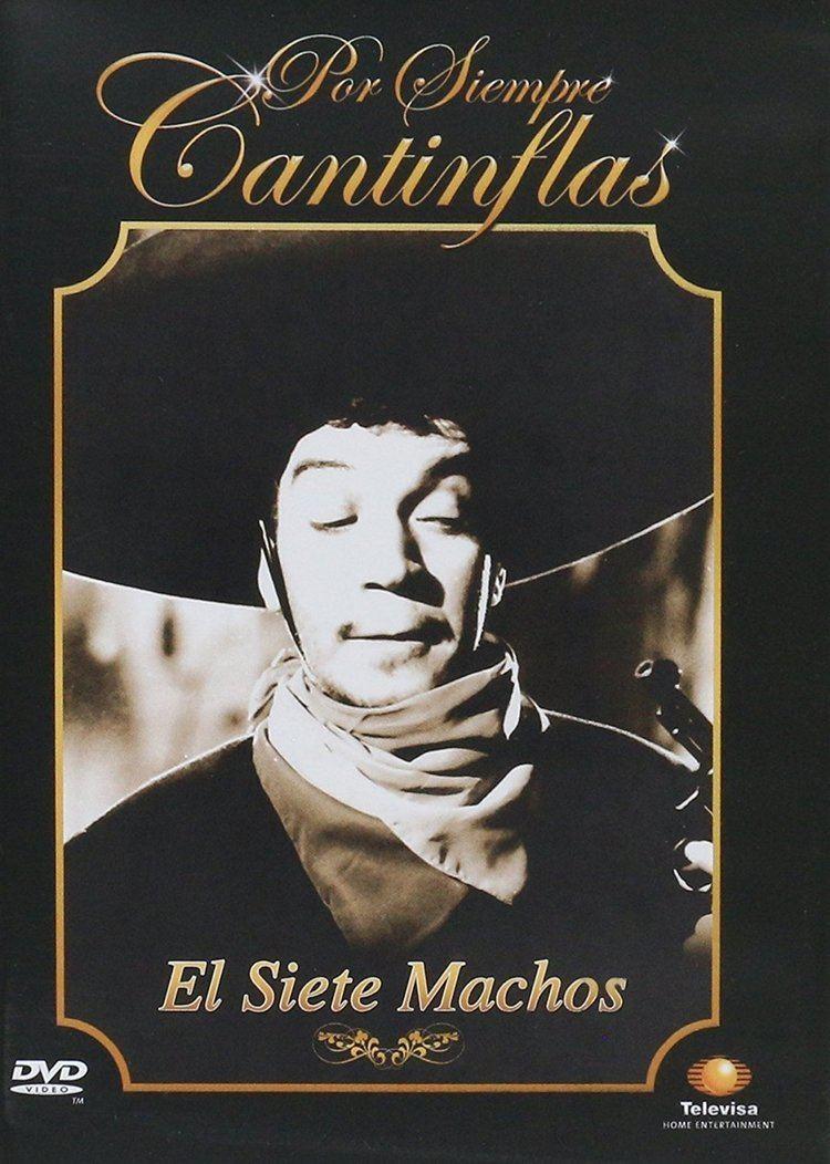 El Siete Machos Amazoncom Por Siempre Cantinflas El Siete Machos Mario Moreno
