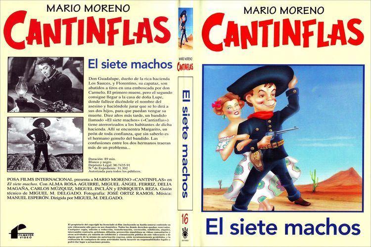 El Siete Machos El Siete Machos 1951 Latino Clasicotas