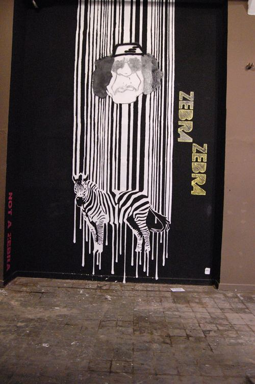 El Teneen Revolution Graffiti Reclaiming Public Space Reclaiming