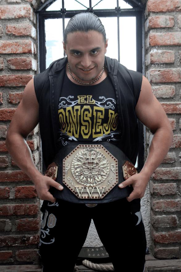 El Texano Jr. AAA Texano Jr busca retadores para el Megacampeonato