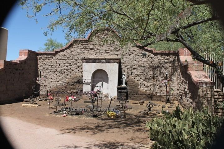 El Tiradito Tucson Museum El Tiradito The Wishing Shrine Curse in Tucson Arizona