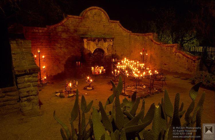 El Tiradito El Tiradito quotWishing Shrinequot National Register Historic Places