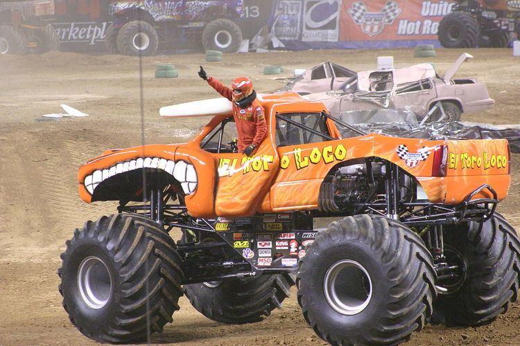 El Toro Loco (truck)