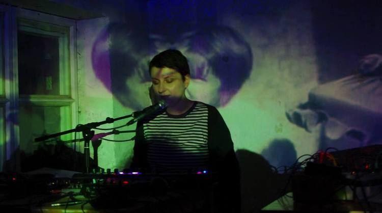 Ela Orleans Tumult in Clouds by Ela Orleans Pop Lib