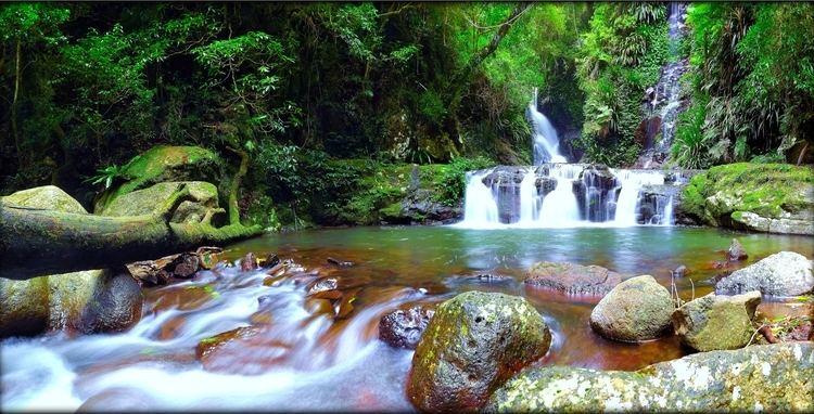 Elabana Falls Elabana Falls Mapionet