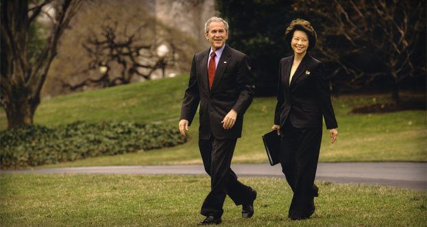 Elaine Chao The Biography of Elaine Chao the 24th U S Secretary of Labor