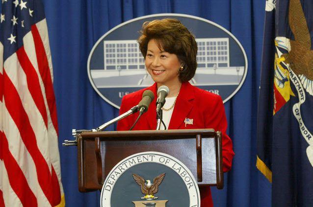Elaine Chao - Alchetron, The Free Social Encyclopedia