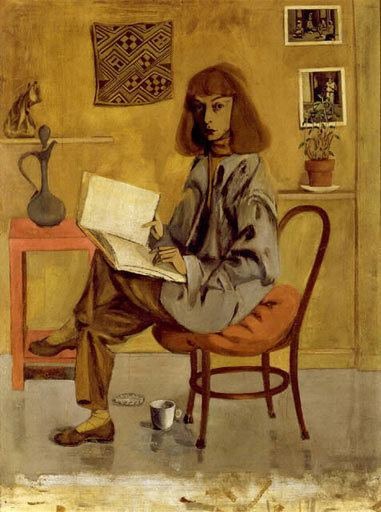 Elaine de Kooning Elaine Fried de Kooning 19181989 Daily Art Fixx a
