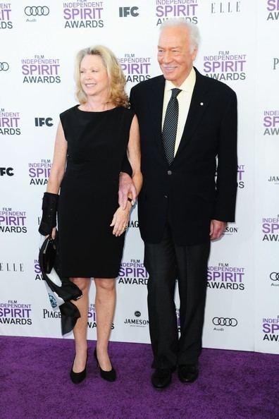 Elaine Taylor (actress) Christopher Plummer and Elaine Taylor Photos 2012 Film