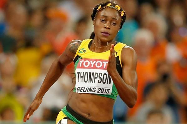 Elaine Thompson Elaine Thompson Profile iaaforg