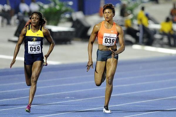 Elaine Thompson Athlete profile for Elaine Thompson iaaforg