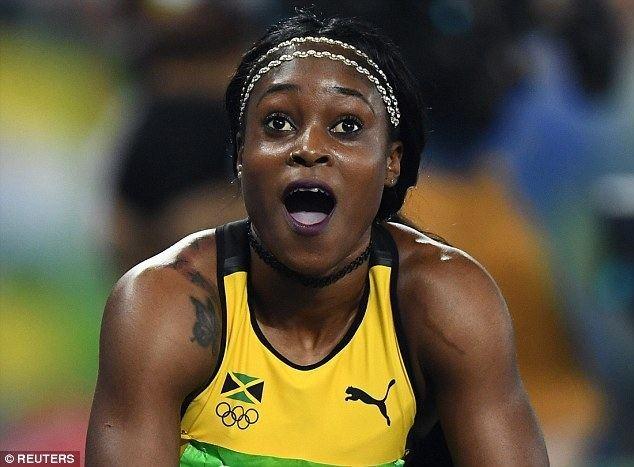 Elaine Thompson Jamaicas sprint superstar Elaine Thompson makes it a golden double
