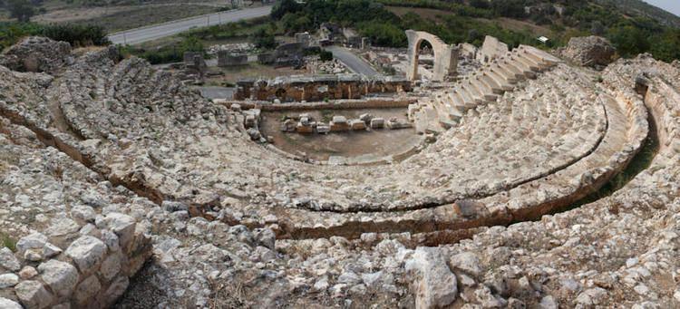 Elaiussa Sebaste Elaiussa Sebaste Elaeousa Sebaste Ancient Village or Settlement