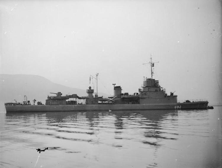 Elan-class minesweeping sloop