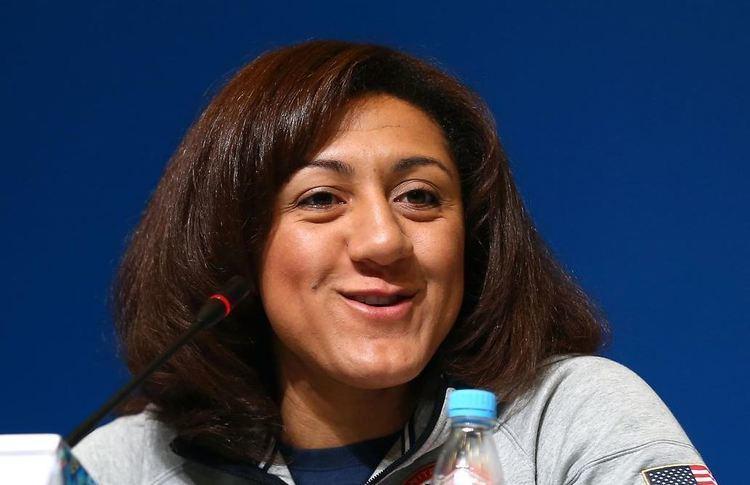 Elana Meyers Kaillie Humphries Elana Meyers want bobsled gold and