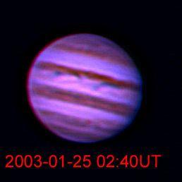 Elara (moon) The Curdridge Observatory some older images