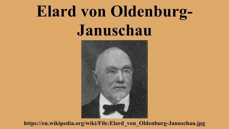 Elard von Oldenburg-Januschau Elard von OldenburgJanuschau YouTube