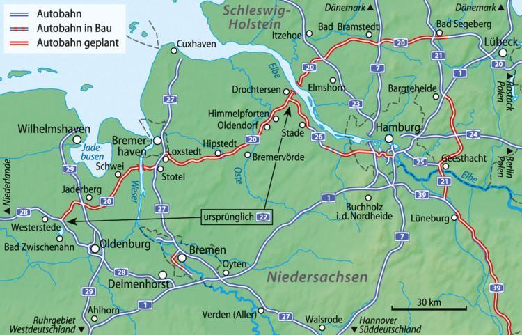 Elbe Crossing
