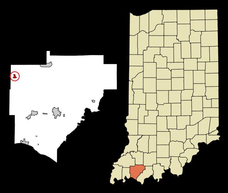 Elberfeld, Indiana