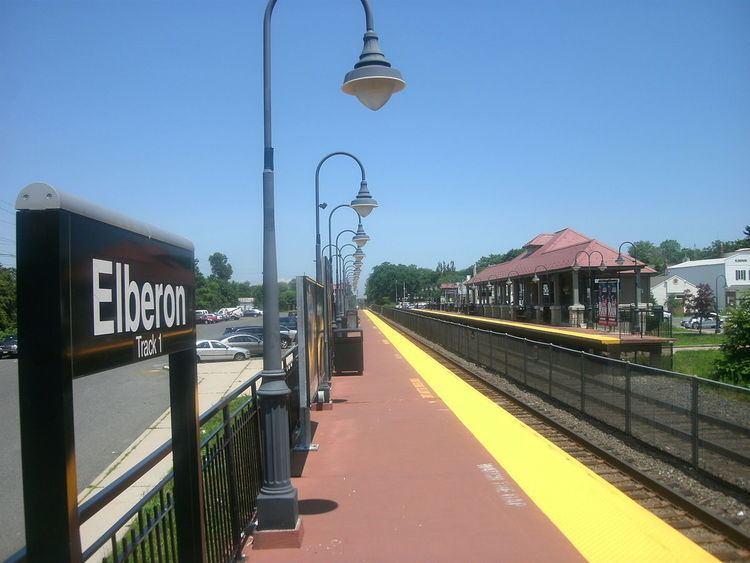 Elberon station