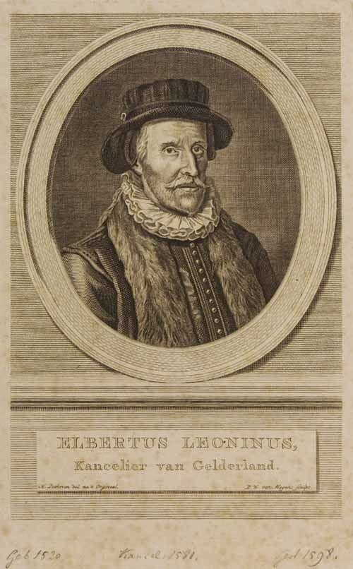 Elbertus Leoninus