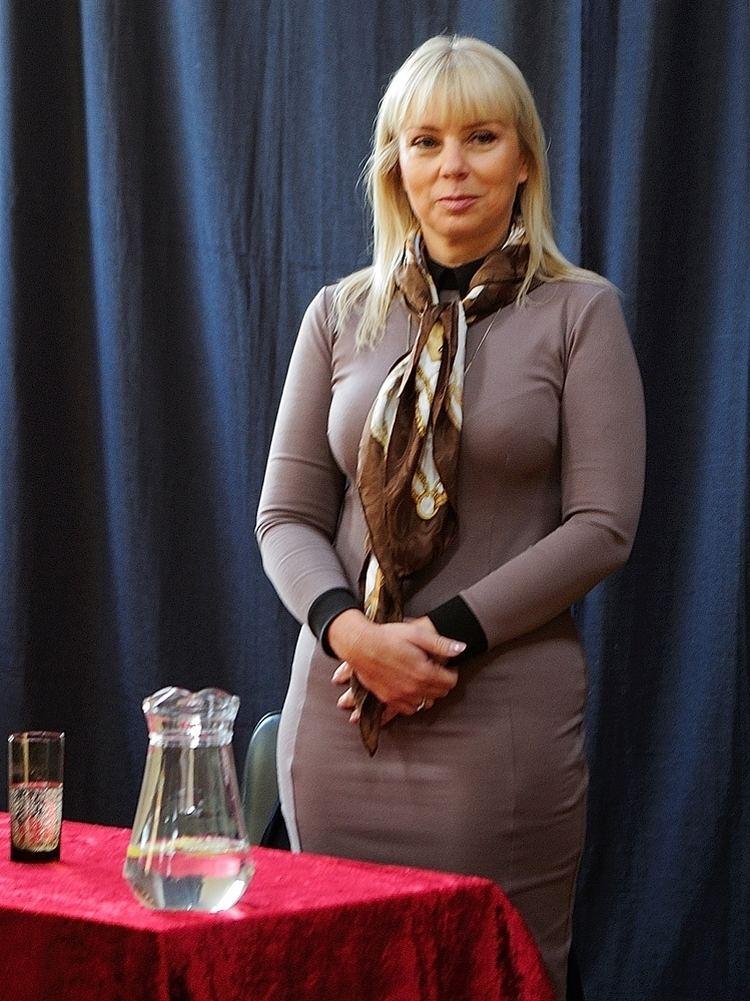 Elżbieta Bieńkowska Picture of Elbieta Biekowska