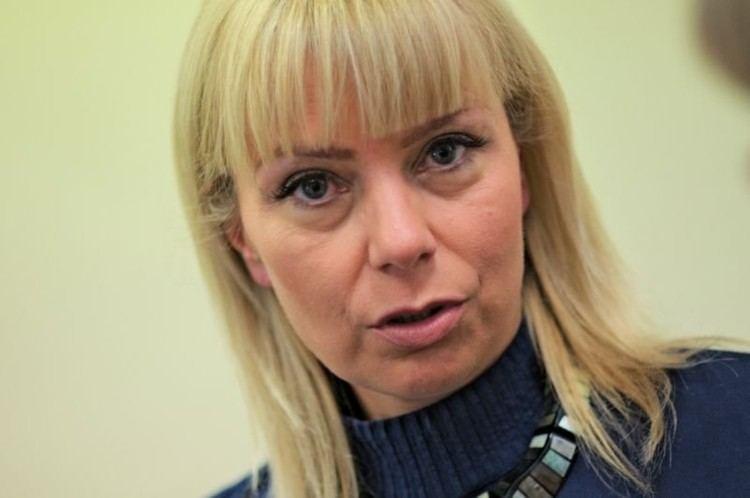 Elżbieta Bieńkowska Elzbieta Bienkowska NaszeMiastopl