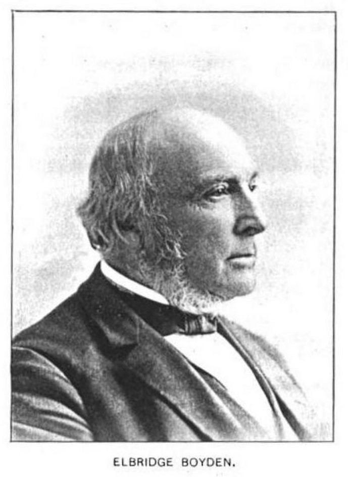 Elbridge Boyden