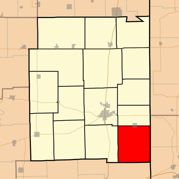 Elbridge Township, Edgar County, Illinois