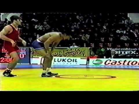 Elbrus Tedeyev 2001 Senior World Championships 63 kg Elbrus Tedeev UKR
