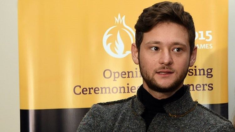 Eldar Gasimov Baku 2015 European Games Celebrities Eldar Gasimov