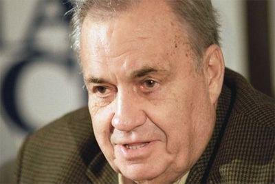 Eldar Ryazanov UzDailycom Prominent Russian film director Eldar