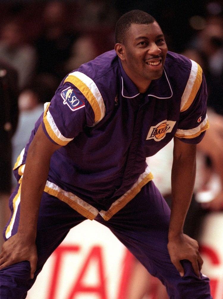 Elden Campbell Lakers alum Elden Campbell shoots for sale in Marina del Rey LA Times