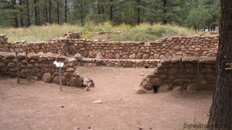 Elden Pueblo wwwghosttownazinfogalleryeldenpuebloruins06jpg