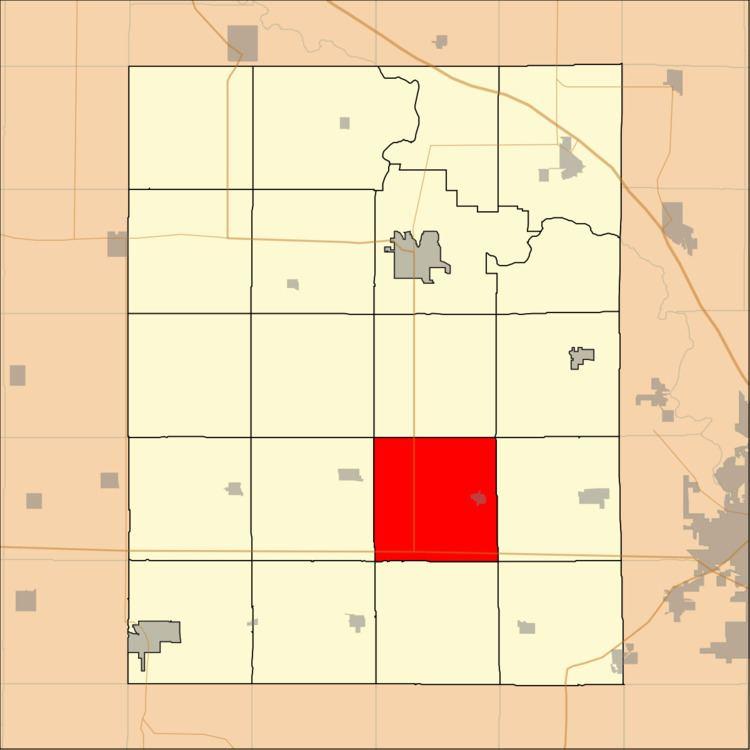 Eldorado Township, Benton County, Iowa