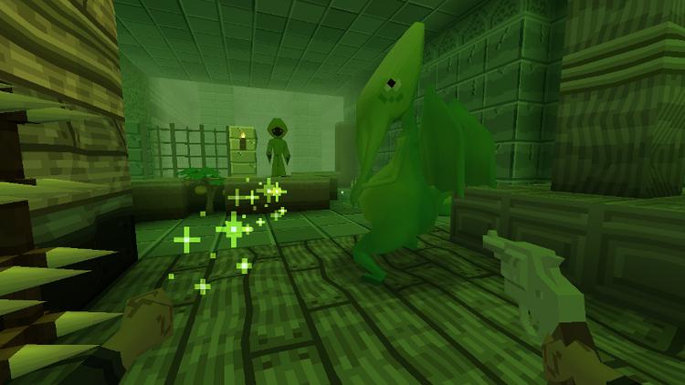 Eldritch (video game) Eldritch