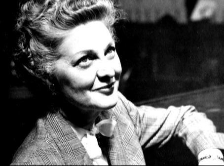 Eleanor Audley An appreciation of Maleficent and Eleanor Audley