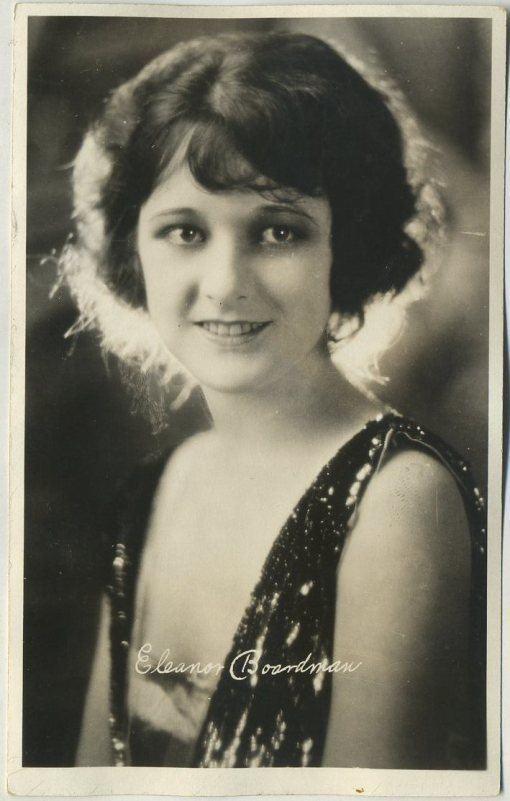 Eleanor Boardman Eleanor Boardman in The Silent Collection a Biography by