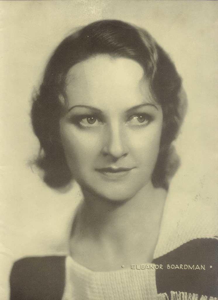 Eleanor Boardman Eleanor Boardman Wikipedia wolna encyklopedia