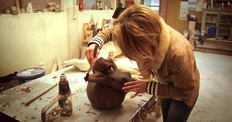Eleanor Cardozo Creating A Bronze start to finish Eleanor Cardozo