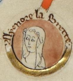 Eleanor, Fair Maid of Brittany