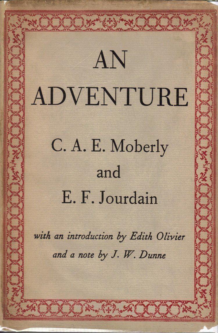 Eleanor Jourdain An Adventure Anne and Eleanor Jourdain Moberly Amazoncom Books
