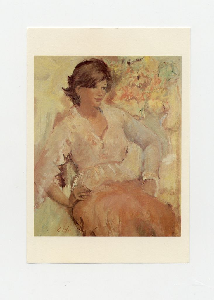 Eleanor Layfield Davis An Exhibition of Paintings by Eleanor Layfield Davis Flickr